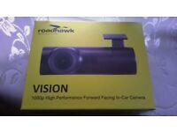 ROADHAWK VISION- Forward Facing in-car Camera.