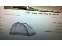 Gelert Horizon 10 End Porch