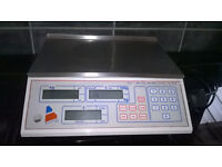 Electronic Weigh Scales excellent working order reduced to £40