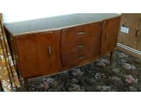 Free delivery lovely retro cabinet