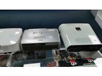 Projectors Job lot x 14 NEC Casio Sony