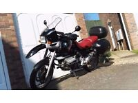BMW R 1100 GS ABS 1999 inc. Luggage