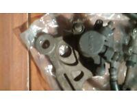 Honda CBR600 FX FY F4 F4i CBR 600 1999 - 2000 REAR BRAKE CALIPER & MOUNTING BRACKET