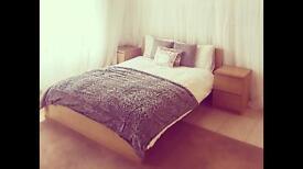 Found bed frame & headboard