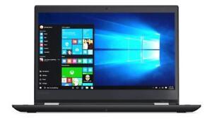Lenovo ThinkPad Yoga 370 - 13.3 1920 x 1080 Touchscreen LCD 2 in 1 Notebook Core i5 (7th Gen) i5-7300U  16GB 256GB SSD