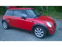 MINI ONE 7 MODEL FULL SERVICE HISTORY TOTALLY FABULOUS
