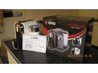 VIVO Capsule Coffee Machine. Model: VIV5000 with Milk Frother.