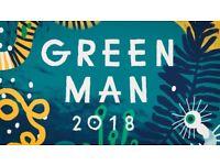 Green Man Festival - Adult Weekend Ticket