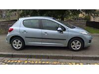 Peugeot 207 Verve 1.4 2009 (59) **Full Years MOT**Low Mileage**2 Keys**Only £2495**