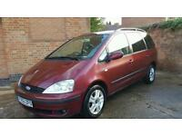2003 Ford Galaxy 1.9 TDDI Ghia Model - 6 Seater