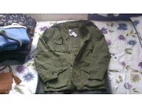 Mens New Look jacket Sz Medium