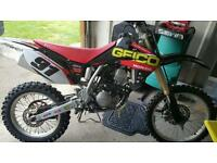 Swaps for crf250 4 stroke