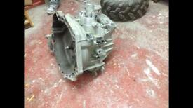 Corsa vxr gear box
