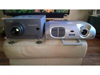 home cinema projector x2