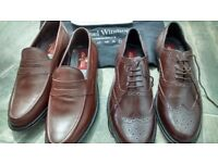 MENS NEW HANDMADE LEATHER SHOES