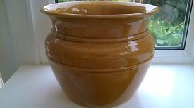 Large new plant pot holder