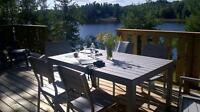 Cottage for Rent, Seasonal, Bennett Lake, Private/no neighbours