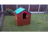 Little Tikes Play House.