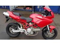 Ducati 620cc