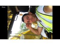 Handyman,dumper&roller driver
