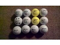 Srixon Golf Balls (12No - Z Star / AD333 Tour)