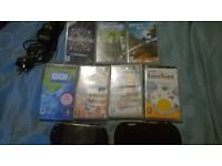 psp with seven games