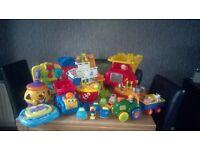 Bumper toddler boys toys bundle