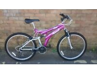LADIES UNIVERSAL MOUNTAIN BIKE