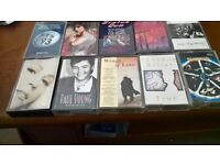 Cassettes.x 20..70s 80s 90s..all good condition..