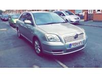 TOYOTA AVENSIS 1.8 VVTI 2004 STARTS AND DRIVES