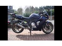Yamaha FZ1s 1000 Fazer