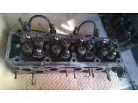 Vauxhall Astra mk3 cylinder head. X17dtl