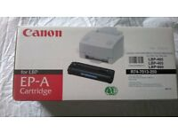 ORIGINAL GENUINE CANON EP-A BLACK TONER CARTRIDGE new