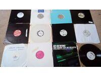 """31 x garage 12"""" vinyls some rarities"""