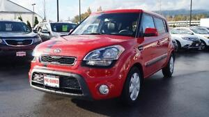 2012 Kia Soul 1.6L Leather