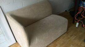 small chez lounge / sofa