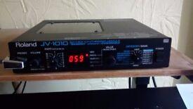 Roland JV-1010 MIDI Sound Module - fully working with original power supply - PRICE DROP!