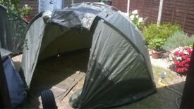 Bivvy-Fox Oval short stay shelter