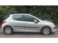 PEUGEOT 207 S 1.4L (2008) year mot 5 door