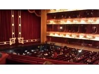 Royal Opera House Meistersinger with Bryn Terfel Saturday 11 March Balcony Ticket