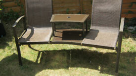 Garden Love Seat Local Delivery Available