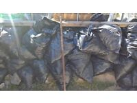 Garden Soil FREE bagged and ready to go