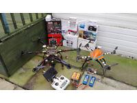 Huge Quadcopter/Hexcopter Bundle