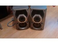 100 Watt speakers for sale pair 2