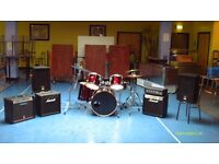 LOOKING FOR A PRACTICE SPACE