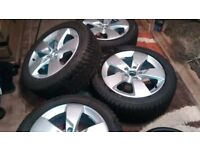 Genuine Audi TT Wheels