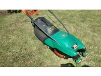 Lawn Mower. Black and Decker. Electric.