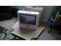 BRAND NEW ( SEALED BOX ) 21.5 iMac