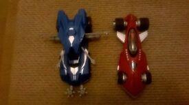 battle force 5 vehicles
