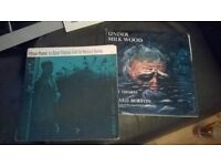 2 dylan thomas poetry records